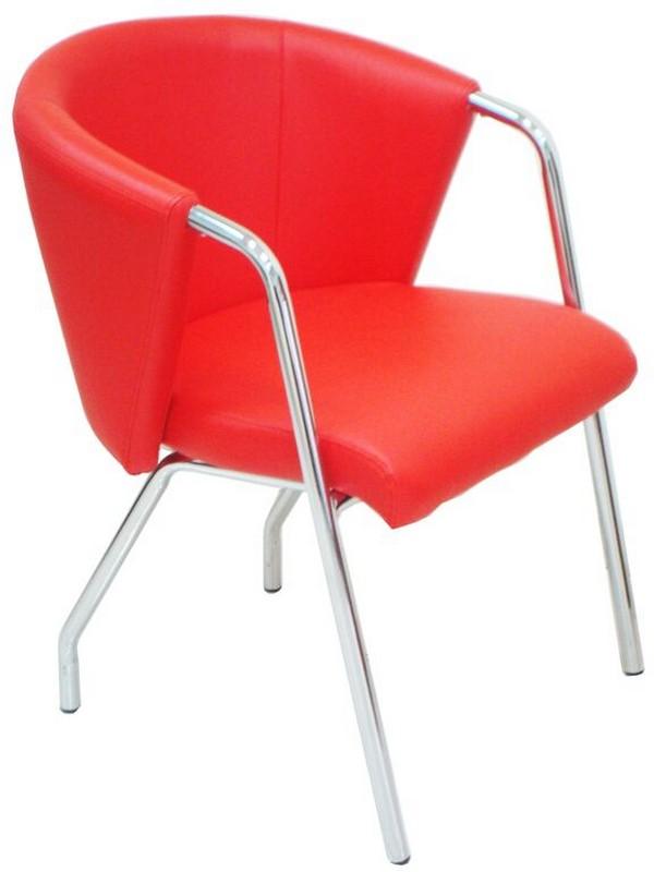 כסא דגם טופז אדום