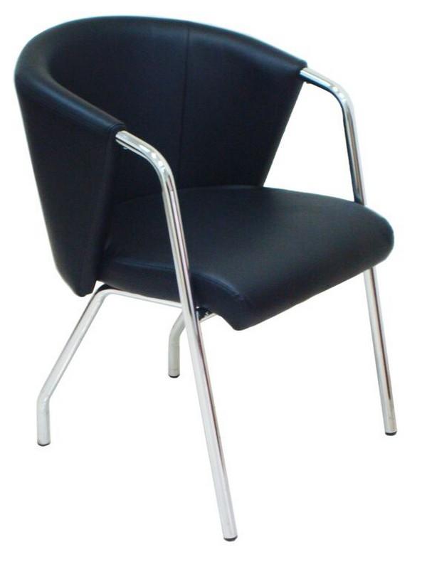 כסא דגם טופז שחור