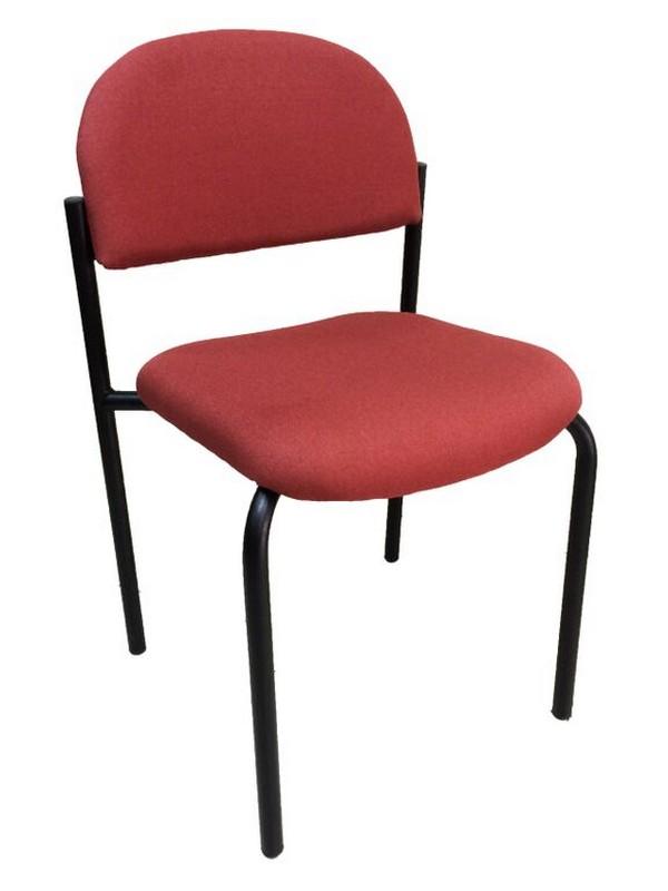כסא רקפת בורדו