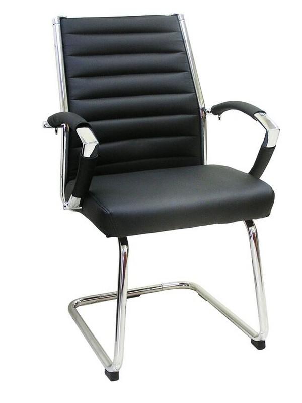 כסא דגם שי אורח שחור