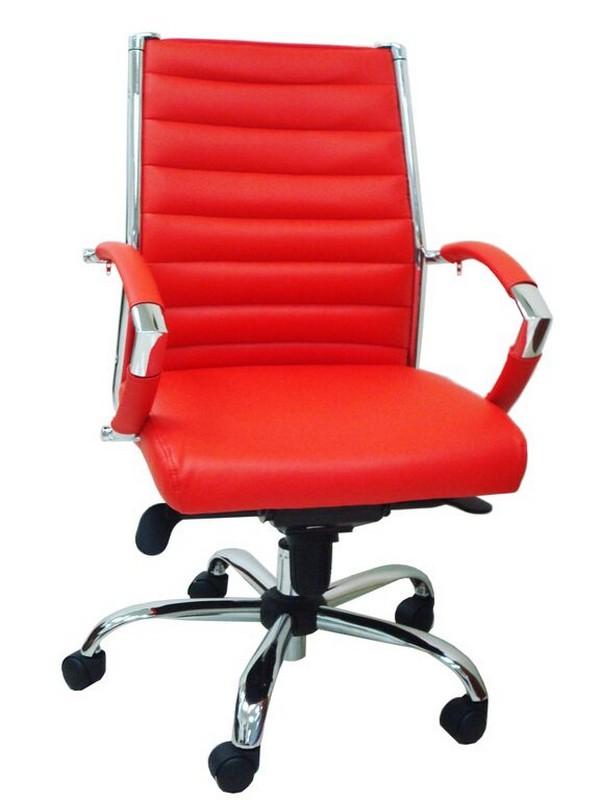 כסא דגם שי בינוני אדום
