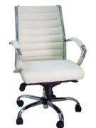 כסא מנהלים שי בינוני קרם