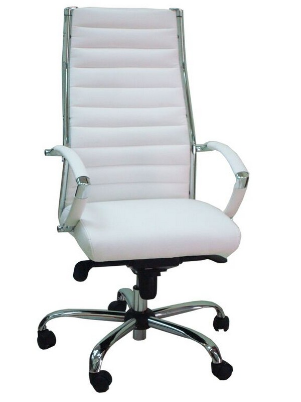 כסא דגם שי גבוה לבן