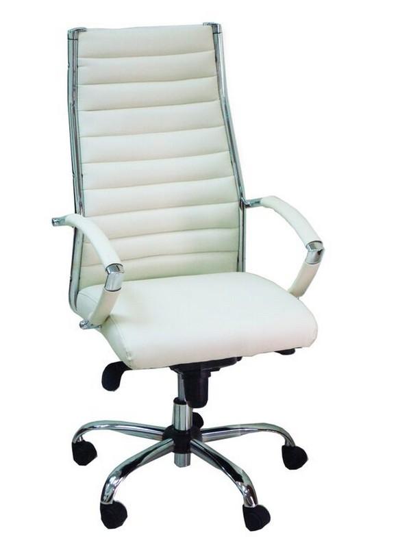 כסא דגם שי גב גבוה קרם