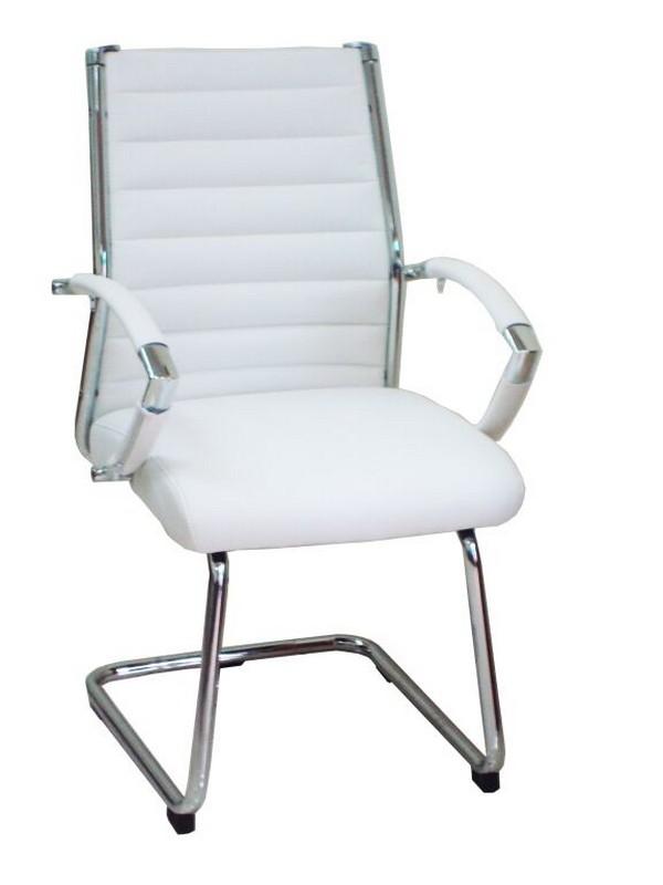כסא דגם שי אורח לבן