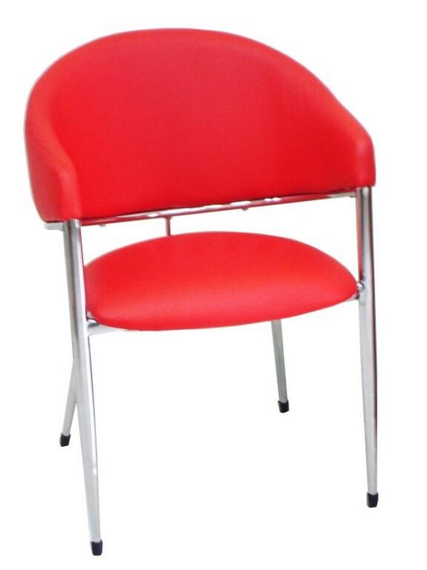 כסא דגם תמיר אדום