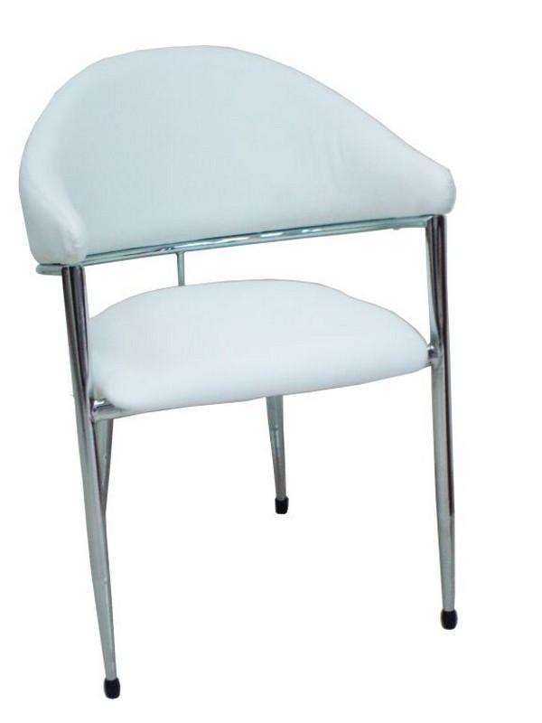 כסא דגם תמיר לבן