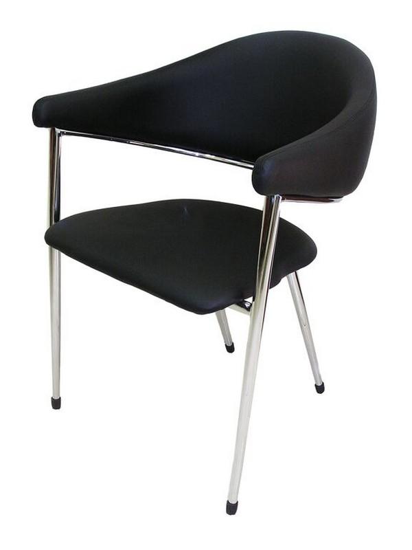 כסא דגם תמיר שחור