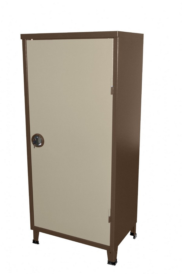 ארון מתכת דלת 1 נמוך