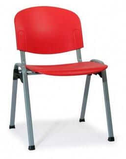 כסא אדום מדגם טוסקה