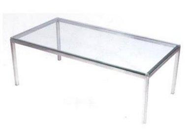 שולחן המתנה מלבני