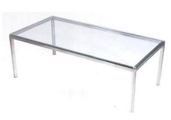 שולחן המתנה מלבן