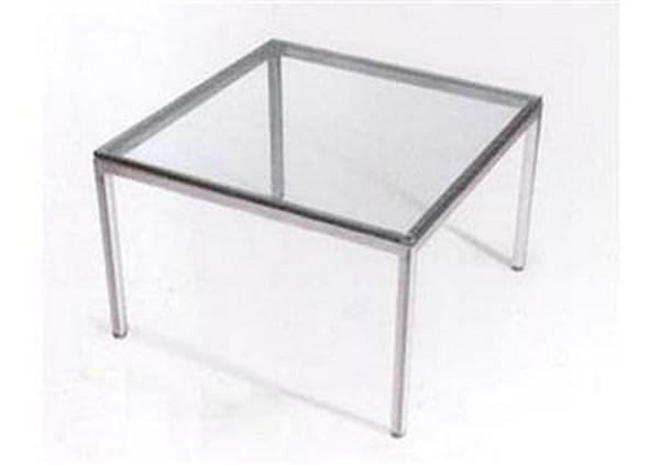 שולחן המתנה מרובע