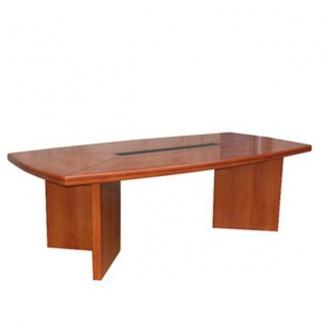 שולחן ישיבות דגם 2005 גוון חום