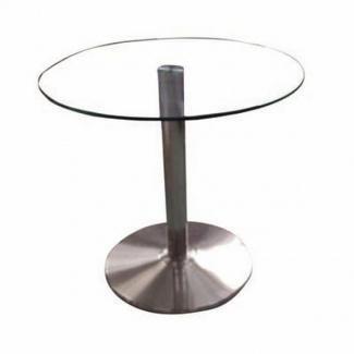 שולחן ישיבות זכוכית דגם 504