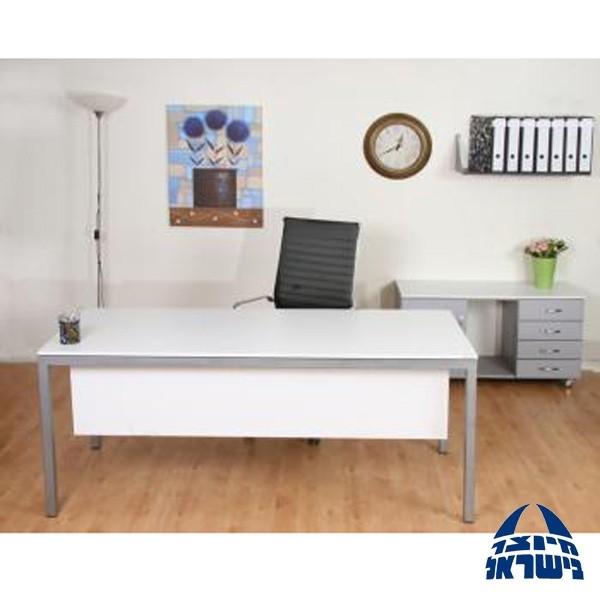 מדהים שולחן מנהל רגל פרופיל מתכת - קל נוח ריהוט משרדי AE-63