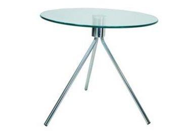 שולחן המתנה זכוכית דגם טריפל