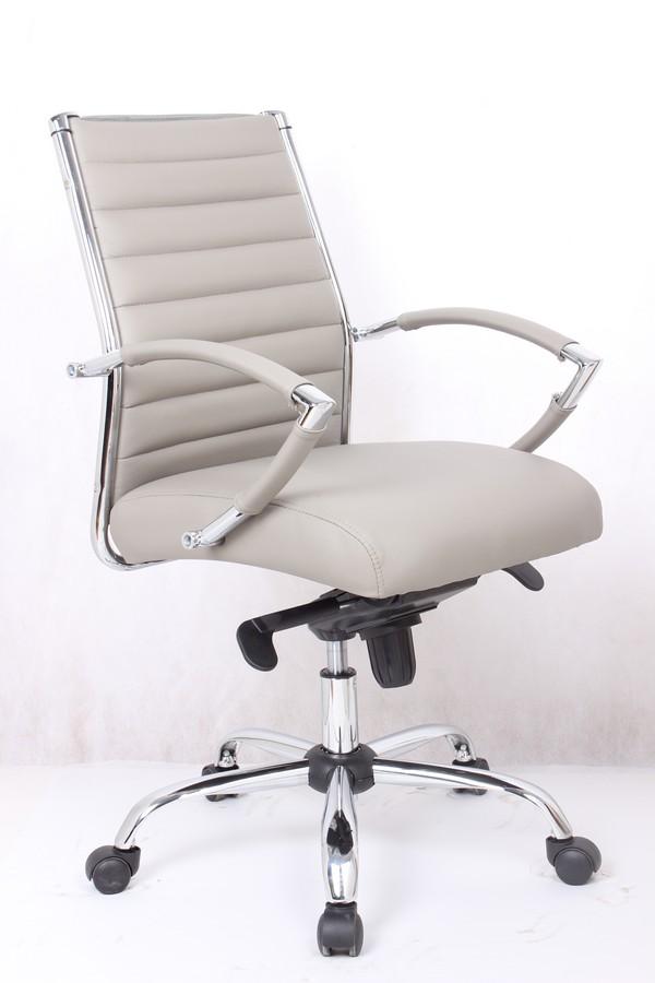 כסא דגם שי בינוני אפור