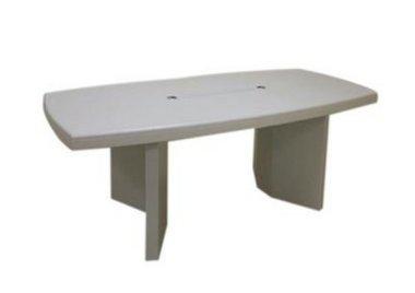 שולחן ישיבות מפואר בצבע לבן
