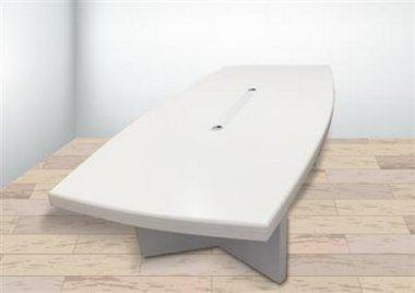 שולחן ישיבות 2412 לבן