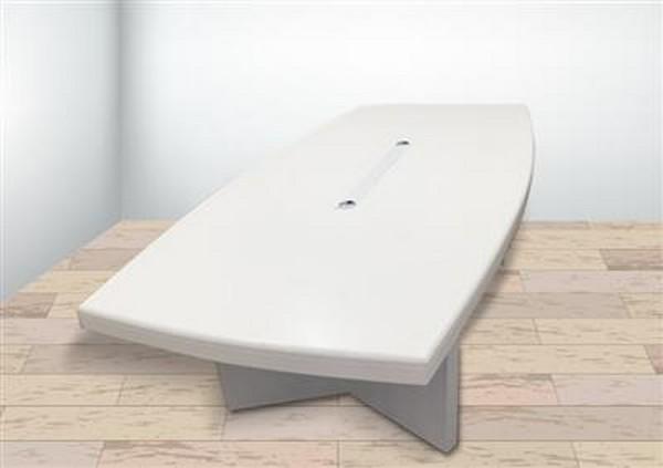 שולחן ישיבות דגם 2412 לבן