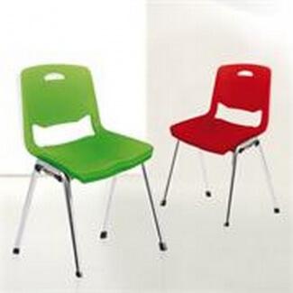 כסאות היי טק – ירוק ואדום