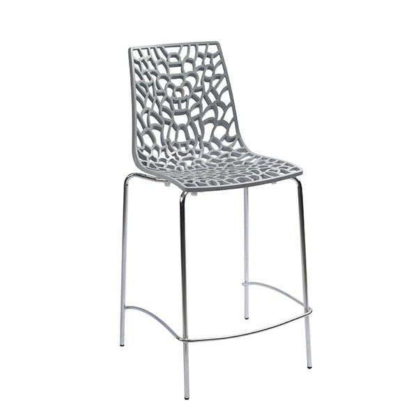 כסא בר דגם פלטינה