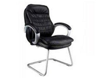 כסא אורח מדגם מגה עם ניקל