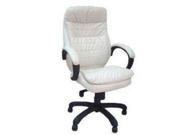 כסא מנהלים מדגם מגה בצבע קרם