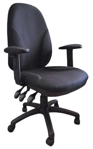 כסא דגם מילניום ידיות מתכוננות מנגנון 3 מצבים