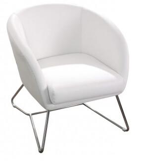 כיסא למשרד מדגם ליאת לבן