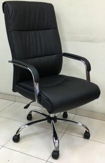 כיסא מנהל גב גבוה מדגם מיטל