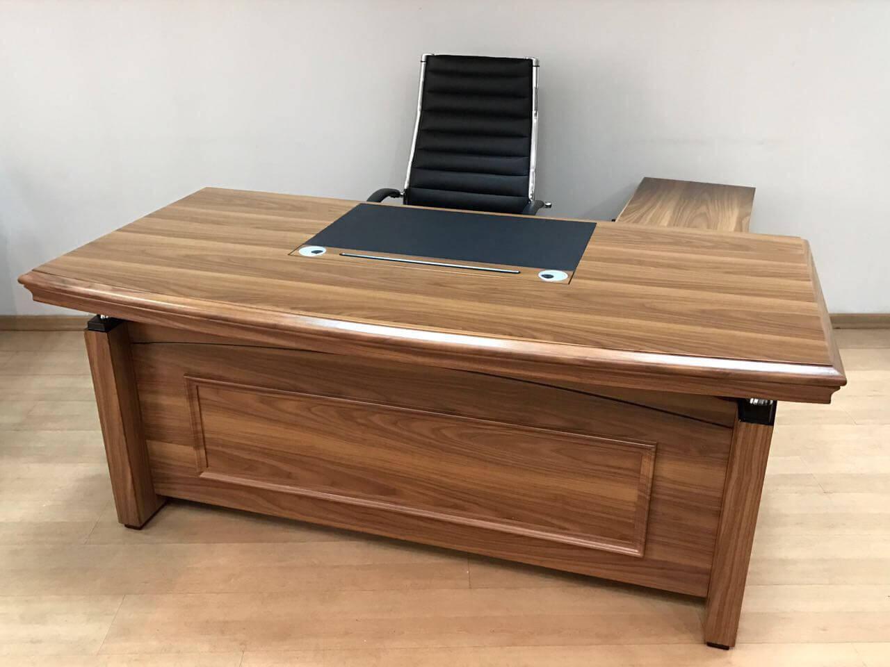 שולחן מנהל דגם A-06 אגוז