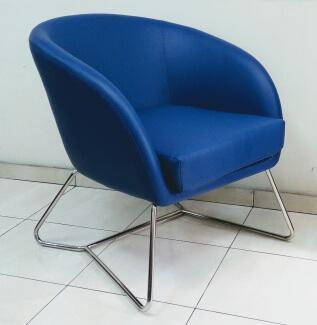 כיסא למשרד מדגם ליאת כחול