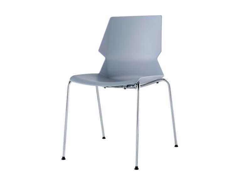 כסא דגם מילאנו אפור