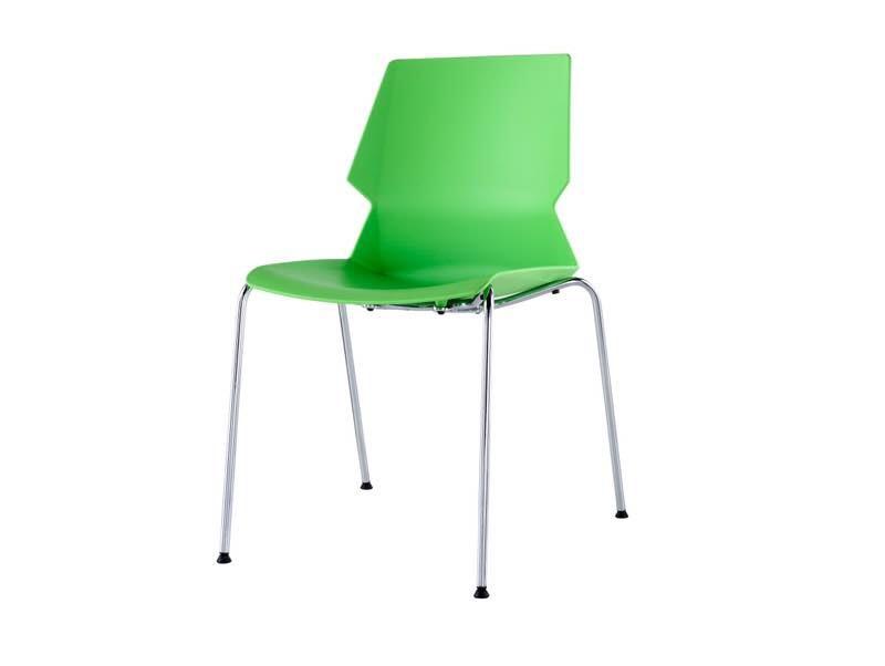 כסא דגם מילאנו ירוק