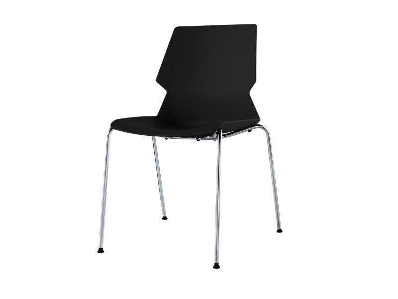 כסא דגם מילאנו שחור