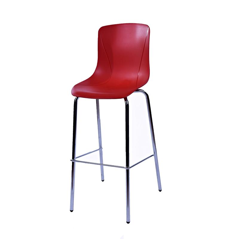 """כסא דגם בר """"יהונתן"""" רגל ניקל"""