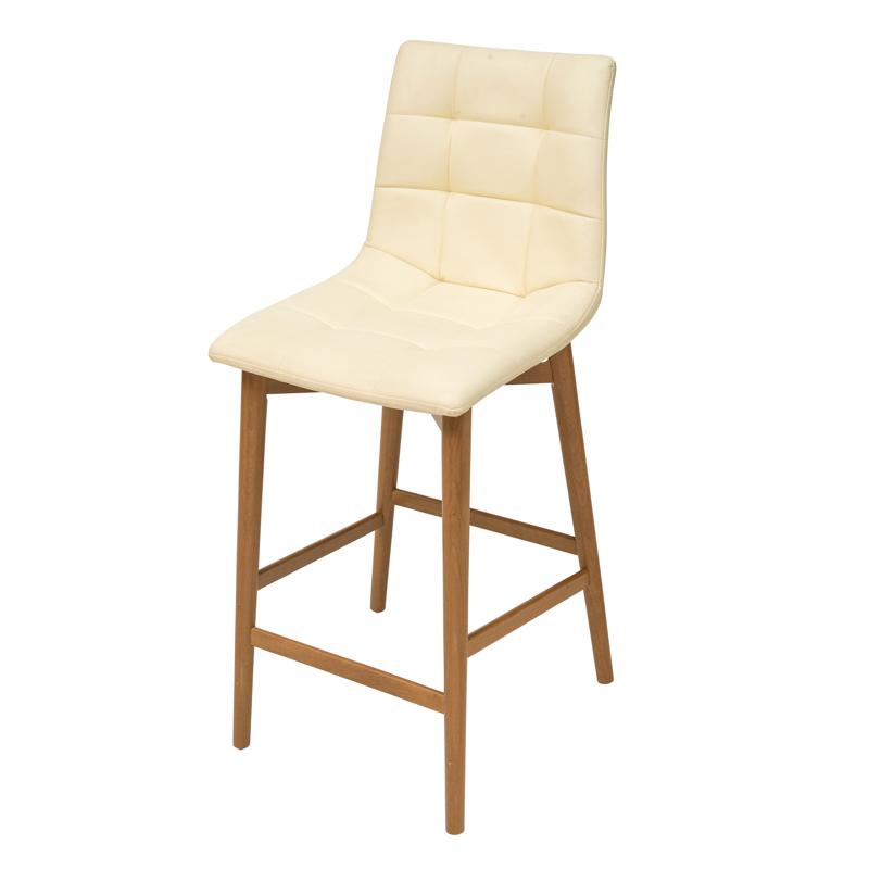 """כסא דגם בר """"דניאל"""" רגל קונוס"""