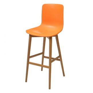 כסא בר רומאו רגל קונוס