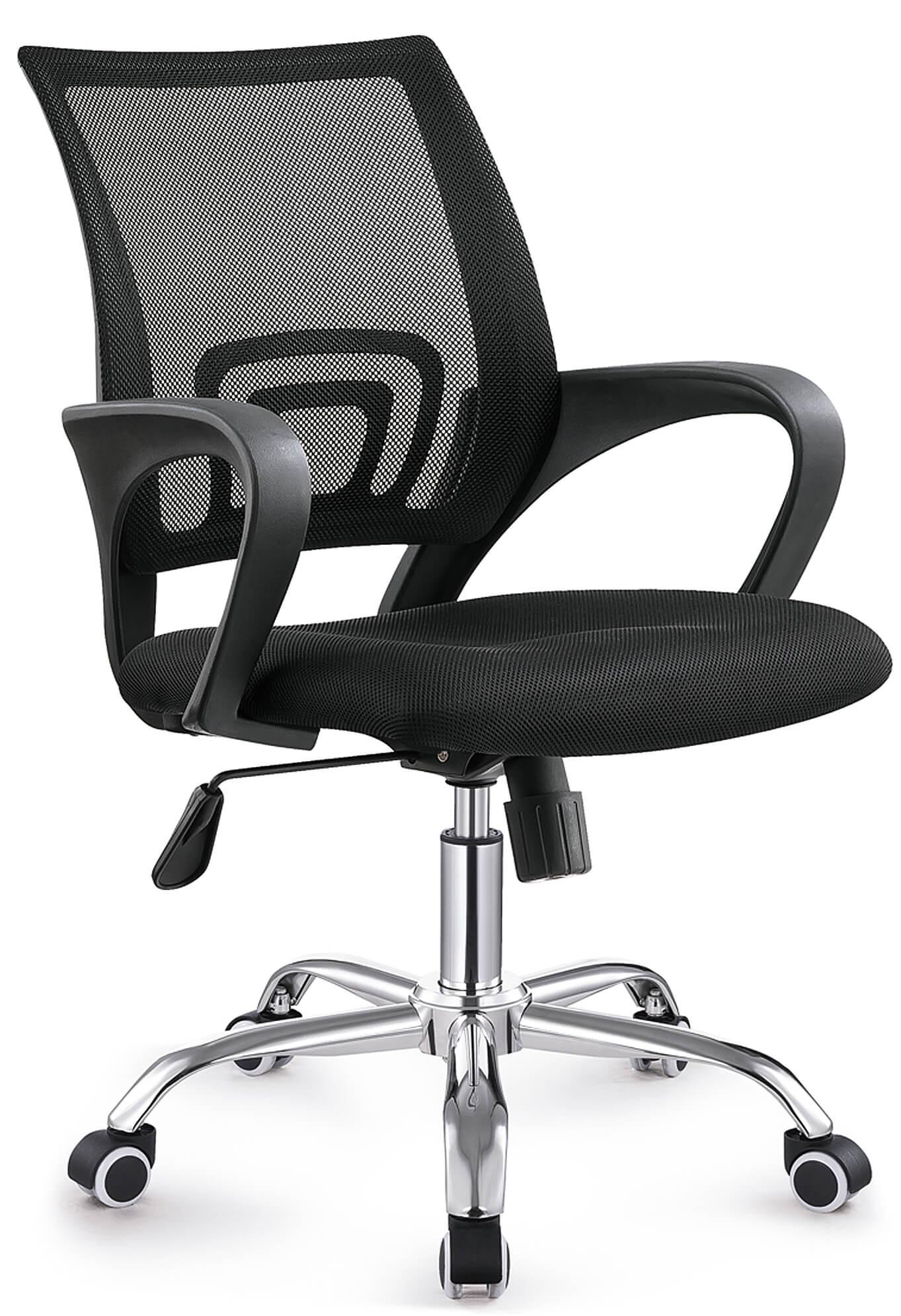 """כסא דגם """"שירן"""" שחור"""