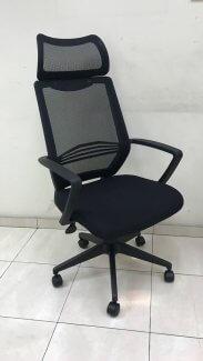 כסא דורון שחור