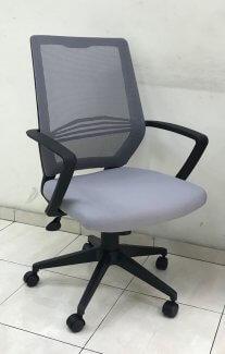 כסא לירון אפור