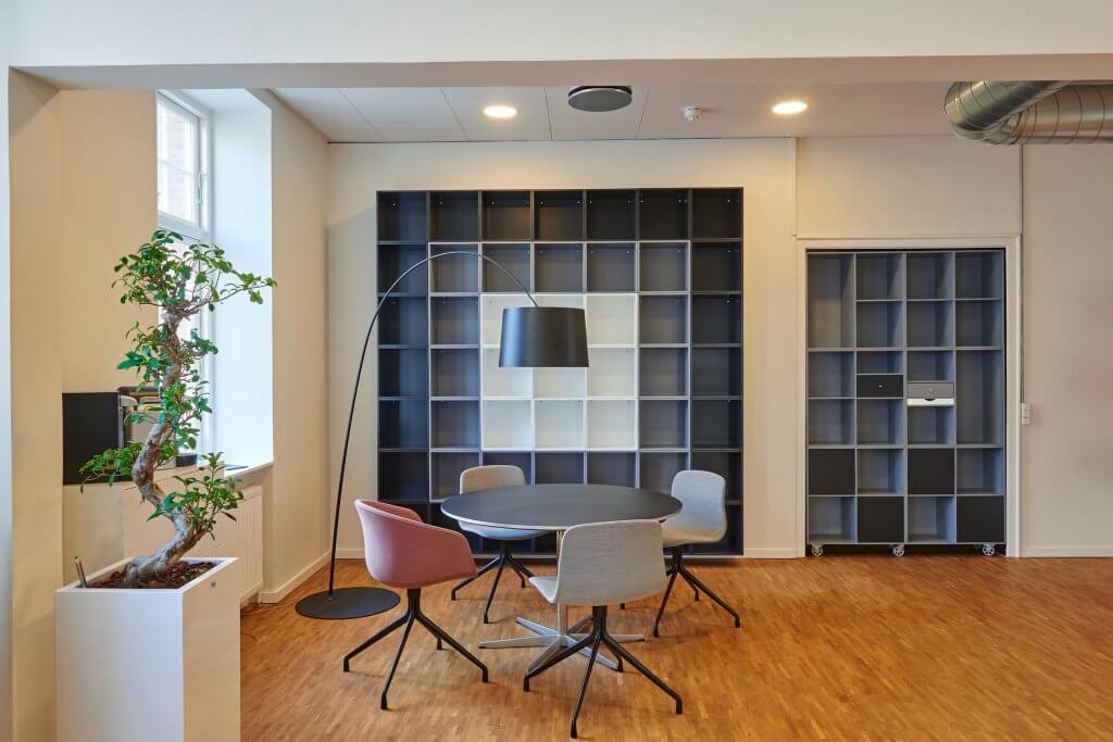 ריהוט משרדי במשרדים להשכרה