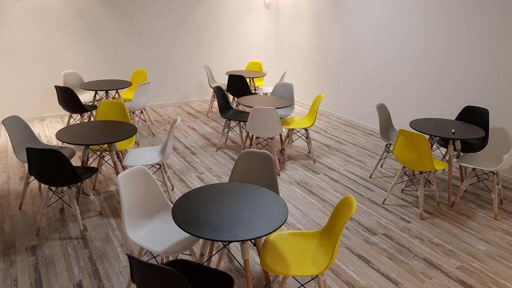 עיצוב משרד חדשני