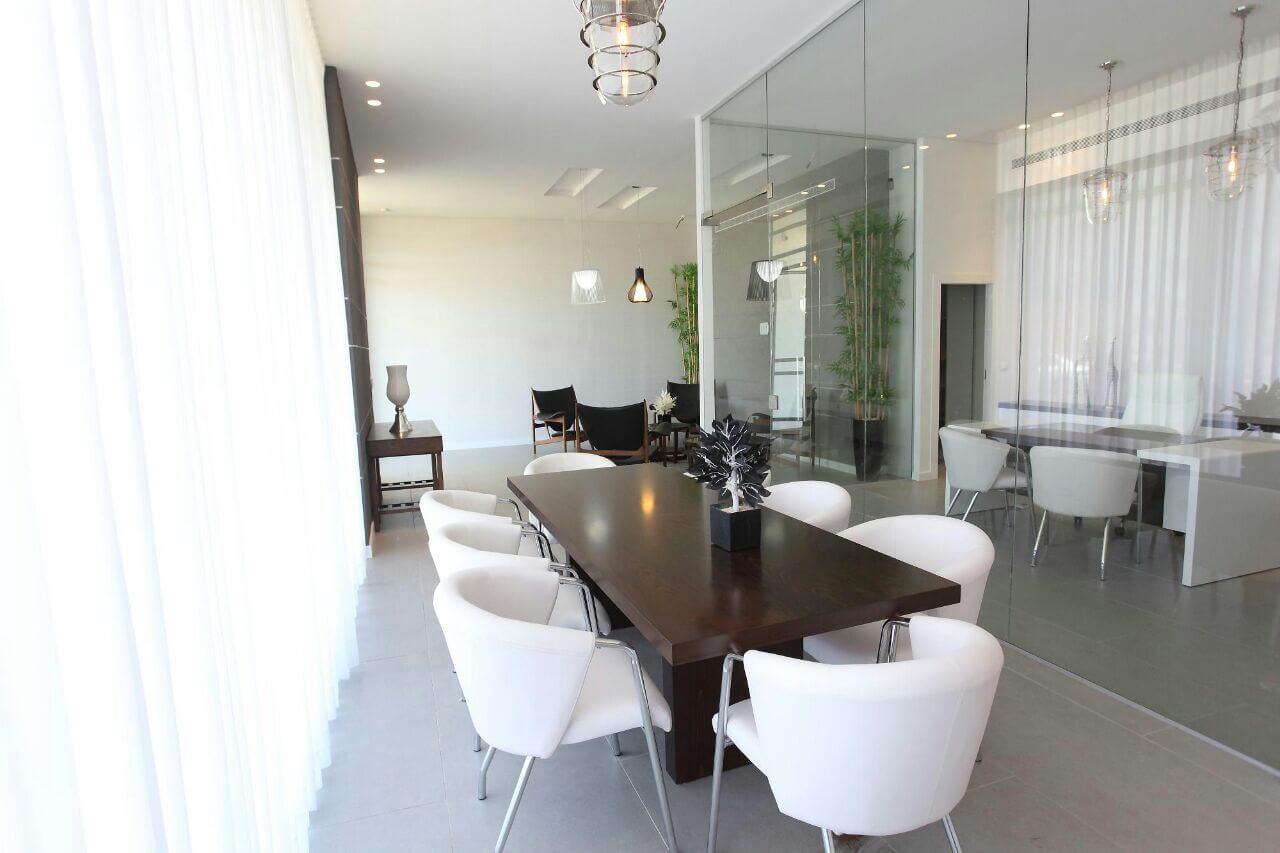 שולחן ישיבות כסאות טופז