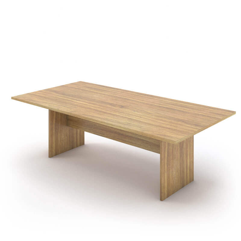 """שולחן ישיבות דגם """"מטריקס"""" 240X120"""