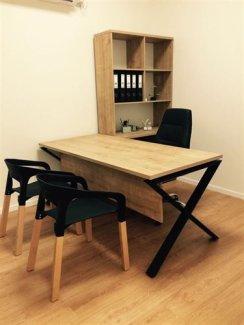 שולחן רגל איקס ומסתור 2