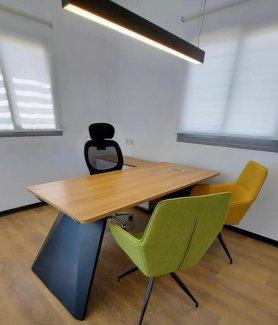"""שולחן מנהל בעיצוב חדשני דגם """"סטינג"""""""